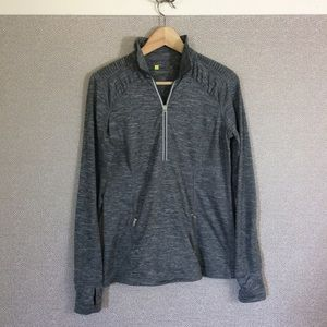 S Xersion Zip Up Pullover